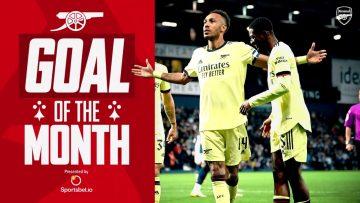 Who scored Arsenals best goal in August?   Aubameyang, Iwabuchi, Saka, Miedema & more