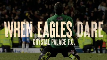 ZAHA! OH YES! In the biggest match, on the biggest stage! | When Eagles Dare
