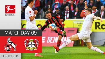 1. FC Köln – Bayer 04 Leverkusen 2-2 | Highlights | Matchday 9 – Bundesliga 2021/22