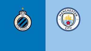 Club Brugge v Manchester City