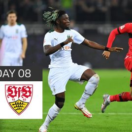 Borussia Mgladbach – VfB Stuttgart 1-1   Highlights   Matchday 8 – Bundesliga 2021/22