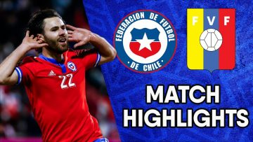 Chile vs Venezuela | Matchday 12 Highlights | CONMEBOL South American World Cup Qualifiers