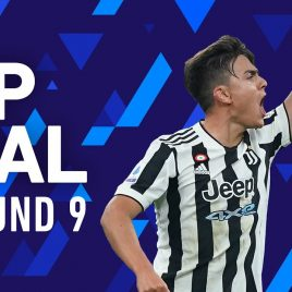 Dybala draws for Juve in the Derby DItalia! | EVERY Goal | Round 9 | Serie A 2021/22