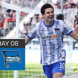 Eintracht Frankfurt – Hertha Berlin 1-2   Highlights   Matchday 8 – Bundesliga 2021/22