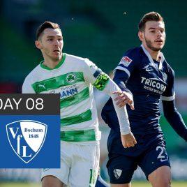 Greuther Fürth – VfL Bochum 0-1   Highlights   Matchday 8 – Bundesliga 2021/22