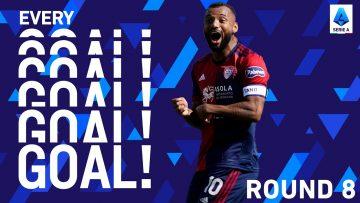 João Pedro scores a double! | EVERY Goal | Round 8 | Serie A 2021/22