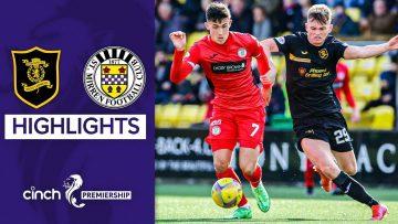 Livingston 0-1 St Mirren | St Mirren Stretch Unbeaten Run to 5 Games! | cinch Premiership