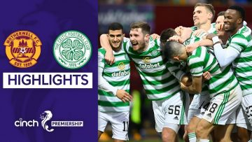 Motherwell 0-2 Celtic | Turnbull Screamer Gives Celtic 3 Points! | cinch Premiership