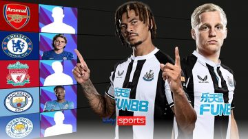 One player from EVERY Premier League club Newcastle could sign | Saturday Social feat HP & Zac