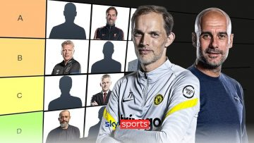 Ranking EVERY Premier League manager | Saturday Social feat Yungen and Kyle Walker