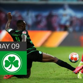 RB Leipzig – Greuther Fürth 4-1 | Highlights | Matchday 9 – Bundesliga 2021/22
