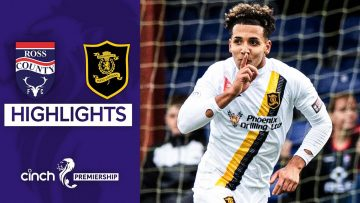 Ross County 2-3 Livingston | Five-Goal Thriller in Dingwall! | cinch Premiership