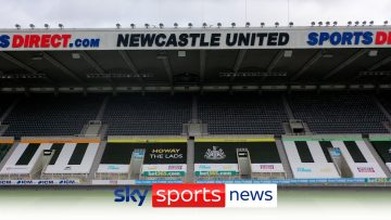 Saudi-led takeover of Newcastle appears to be back on
