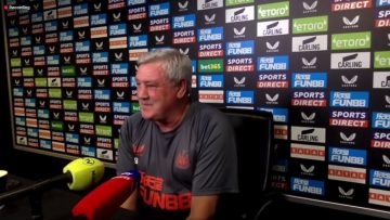 Steve Bruce – Pre Match Press Conference- Newcastle- Tottenham- Premier League