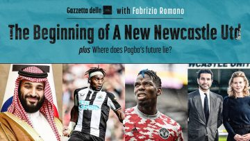 The Beginning Of A New Newcastle Utd? | Where does Pogbas Future Lie? | Mbappe to Madrid?