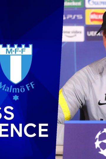 Thomas Tuchel & Reece James Live Press Conference: Chelsea v Malmö FF   Champions League
