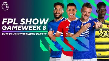 Time to join the Jamie Vardy party? Should you sell Cristiano Ronaldo? | FPL Show