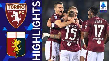 Torino 3-2 Genoa | Tris firmato Sanabria-Pobega-Brekalo | Serie A TIM 2021/22
