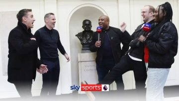 Trust the process? Kroenke out? | Neville & Carragher chat to Arsenal fans!