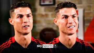 Utd need time, but my level can go higher | Ronaldo on Man Utd, retiring & achieving more