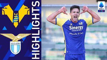 Verona 4-1 Lazio | Simeone scatenato al Bentegodi | Serie A TIM 2021/22
