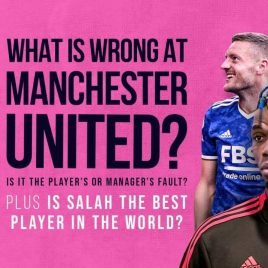 Whats Wrong At Manchester United?   Is Salah The Best Player In The World?   Vibe With FIVE